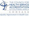 Accreditation Awards from COHSASA May 2017