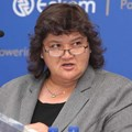Lynne Brown, minister of public enterprises. Photo: [[http://www.sabreakingnews.co.za SA Breaking News