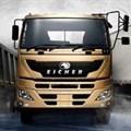 Eicher trucks arrive in South Africa