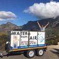 Water from Air bottling plant to birth 'waterpreneurs'
