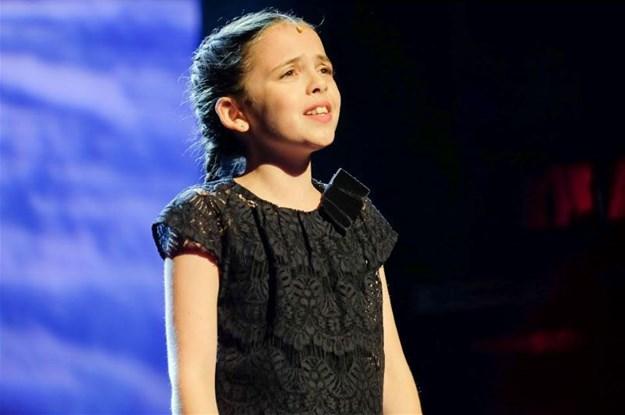 Lilla Fleischman as Annie
