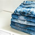 Sustainable shopping: for eco-friendly jeans, stop washing them so often