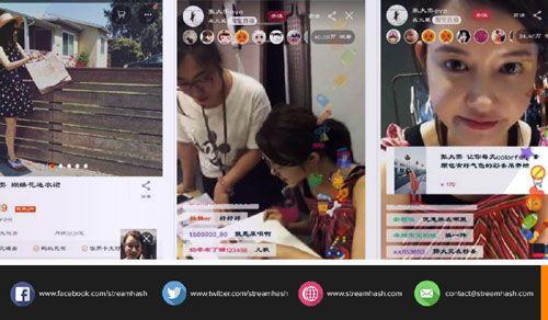 How e-commerce companies are integrating live streaming on their platforms