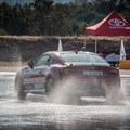 Potential new Guinness World Record for longest drift in a car