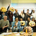 Facebook and Ogilvy & Mather SA host young creatives. Image provided.