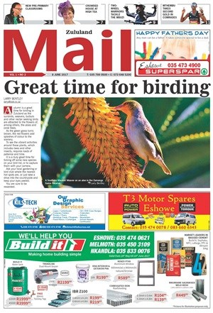 Zululand Mail (Image provided).