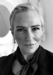 Liz Morris, the new editor of Condé Nast House & Garden