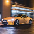 Hello there, lovely Lexus LC 500