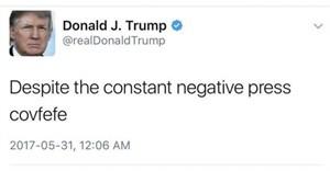 Ridiculed Trump tweet prompts new legislation