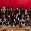 Front row, L-R: Avuyile Maqolo, Masande Mlanjeni, Christiaan Abrahams, Siphenathi Kowa, Yolani Kaso  Back row: Siphokazi Taliwe, Yolanda Ngwevela, Yanga Tshaya (behind Yolanda), Tiffany Andrews, Louise Jones (Old Mutual Foundation), Siphesihle Tshaka, Siyabulela Makedama (behind Siphesihle), Phelisa Ntsokotha, Emihle Ganyaza, Zenande Fuzile, Sinobom Gosa, Porchia Jacobs, Samkelisiwe Magwaza, Simamkele Ncapayi, Nosipho Ngcawe, Yonela Zondwayo, Mpontseng Ramothathaki, Ntombentsha Stuurman