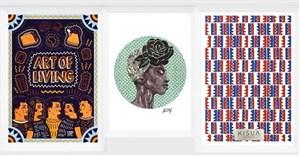Prints by Moletsane, Nyoni and Kisua Africa.
