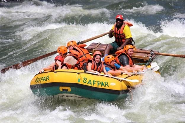 Five adventure activities in Livingstone, Zambia
