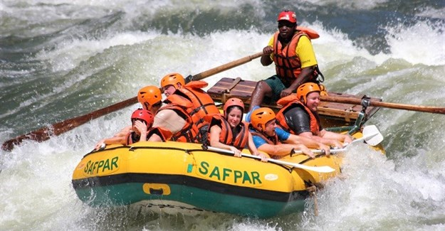 Five adventure activities in Livingstone, Zambia