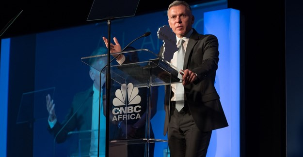 Adrian Gore, CEO of Discovery - 2016 AABLA Southern Africa Business Leader of the Year and Company of the Year.