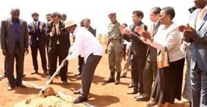 President Museveni. Image: