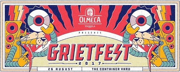 Olmeca presents 7th Grietfest for all electronic music lovers