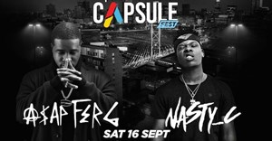 First Capsule Fest feature A$AP Ferg & Nasty C as headliners