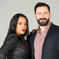 Tumi Morake and Martin Bester