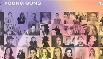 Young Guns Jury (Image supplied)