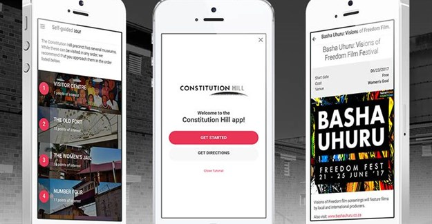 Constitution Hill comes of age with launch of innovative virtual guide