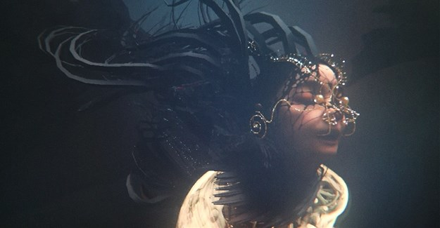The Grand-Prix winning 'Real-Time Virtual Reality Experience' for Björk's NotGet