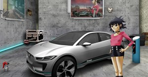 Jaguar Land Rover uses Gorillaz app as recruitment tool