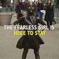 Fearless Girl - © . Image labelled for non-commercial reuse.