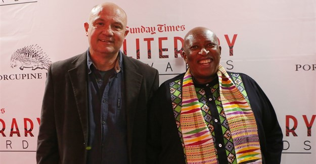 Greg Marinovich and Zakes Mda