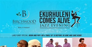 Babsy Mlangeni and Joe Nina to light up the Birchwood stage