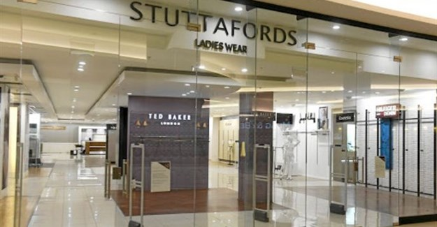 Luxury retail feels the pinch