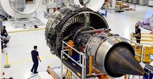 Trent XWB engine