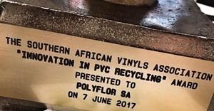Polyflor SA recycling programme wins award