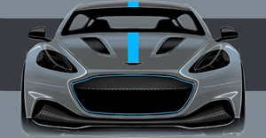 Aston Martin to build 155 all-electric RapidEs