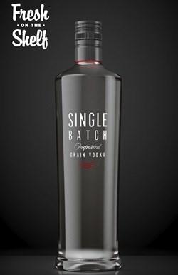 #FreshOnTheShelf: Single Batch vodka from Edward Snell & Co. arrives in SA