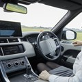 Jaguar Land Rover demonstrates Autonomous Urban Drive