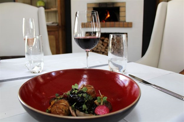 French flair with a local twist for Grande Provence's new winter menu