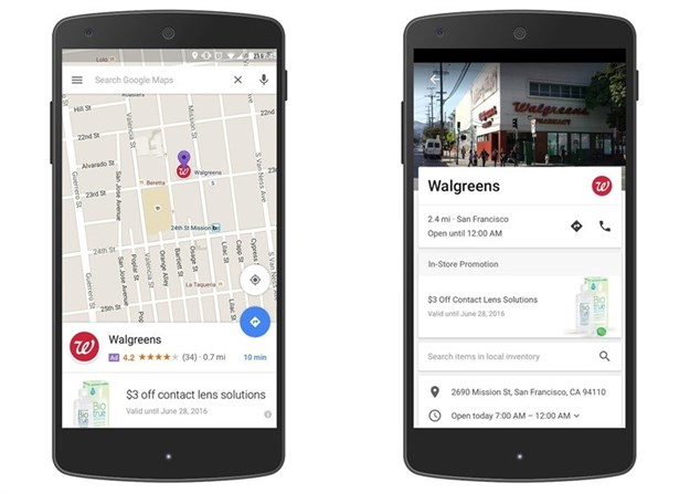 Google Maps release Promoted Pins - another reason your data better be 100% accurate