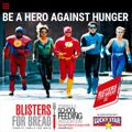 #Blisters4Bread: Heroes against hunger