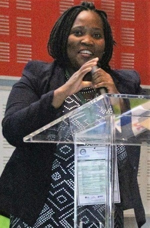 Songo Didiza, executive director, Green Building Design Group