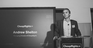 Andrew Shelton, Managing Director, Cheapflights