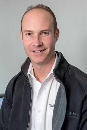 Multi-Media's Managing Director: Tim Fish