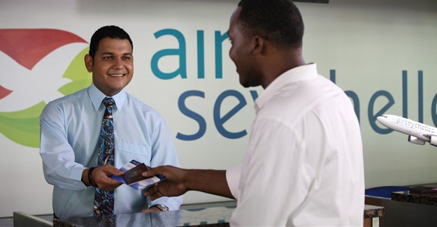 Air Seychelles introduces state-of-the-art passenger handling technology at home airport
