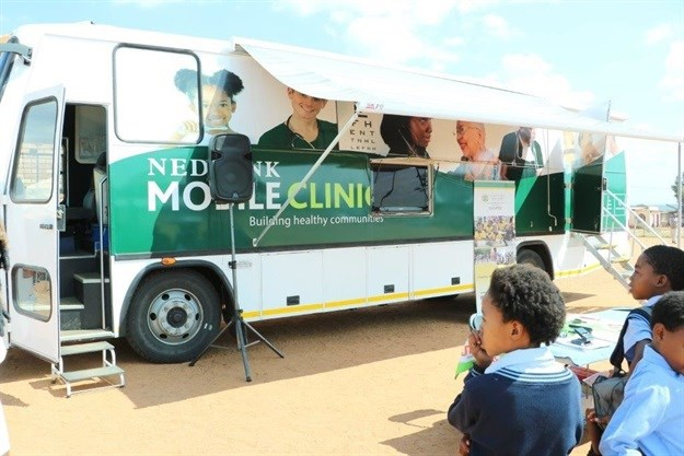 Nedbank Mobile Clinic