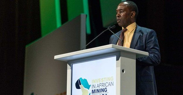 Mining minister, Mosebenzi Zwane