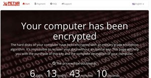 The six worst ransomware
