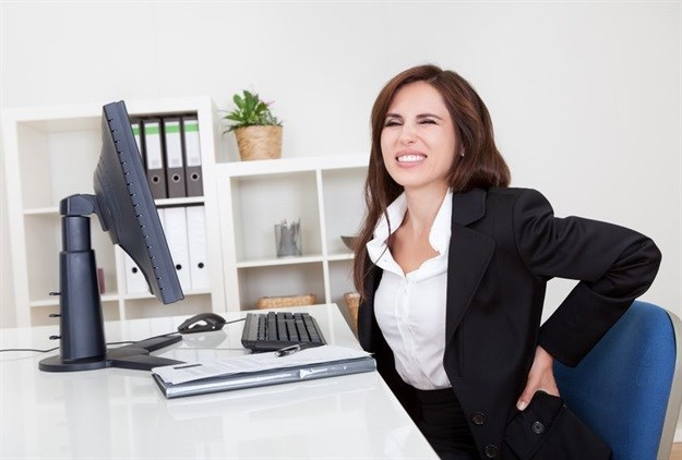 Hours of sitting causes work-related back disorders