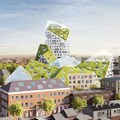 New vertical residences in Eindhoven to be designed by MVRDV