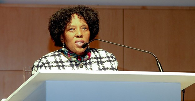 Dr Precious Matsoso, director general, South African National Department of Health