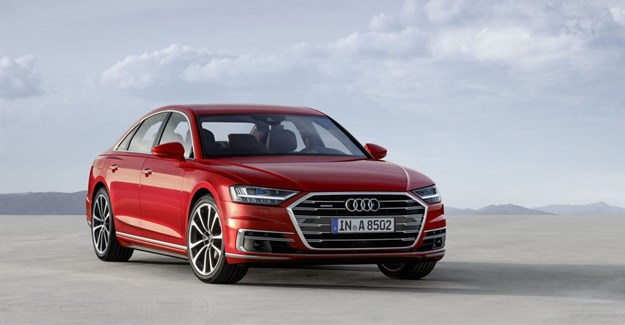 First Audi Summit showcases new A8, concepts for individual mobility