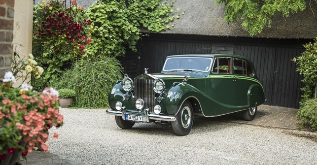 The Rolls-Royce first showed the most expensive model